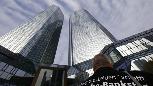 Deutsche Bank zahlt 258 Millionen Dollar Strafe