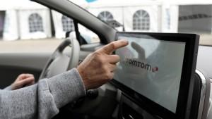 Huawei kooperiert jetzt mit Kartendienst Tomtom
