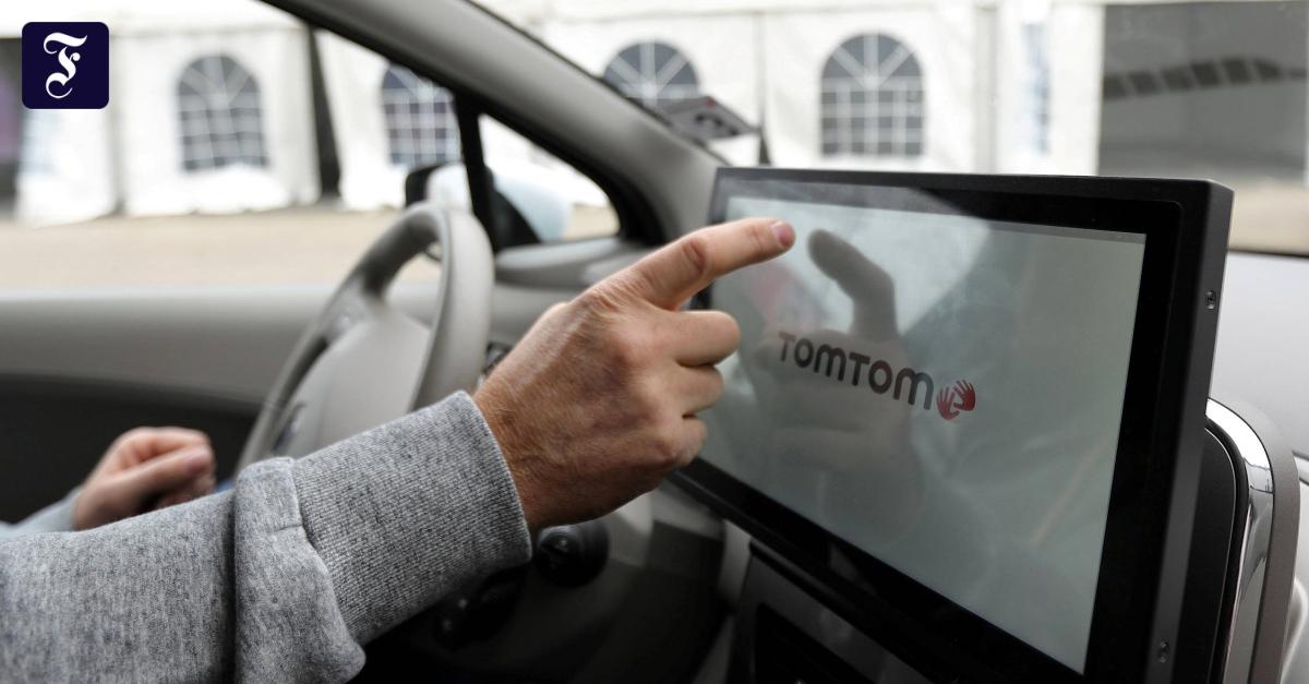Ersatz für Google Maps: Huawei kooperiert mit Tomtom