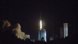 China startet erste Mission zur Rückseite des Mondes