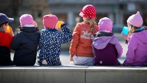 Müssen Kindergartenfotos geschwärzt werden?