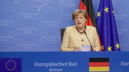 """Merkel: Es gibt ein """"ernstes Problem"""" mit Ungarn"""