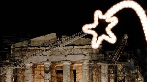 Standard & Poor 's stuft Griechenland kräftig hoch