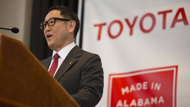 Toyota und Mazda bauen 1,3 Milliarden teures Werk