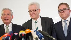 CDU für Verhandlungen mit den Grünen