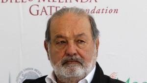 Carlos Slim bleibt reichster Mensch der Welt