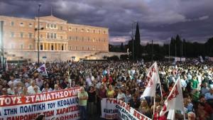 Griechenland liegt den Rest des Monats lahm