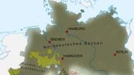 Wo sich Fracking in Deutschland lohnen könnte