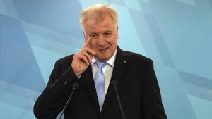 """Seehofer: """"Der Islam gehört nicht zu Deutschland"""""""