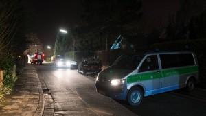 Drei Tote bei Schießerei in Bayreuth