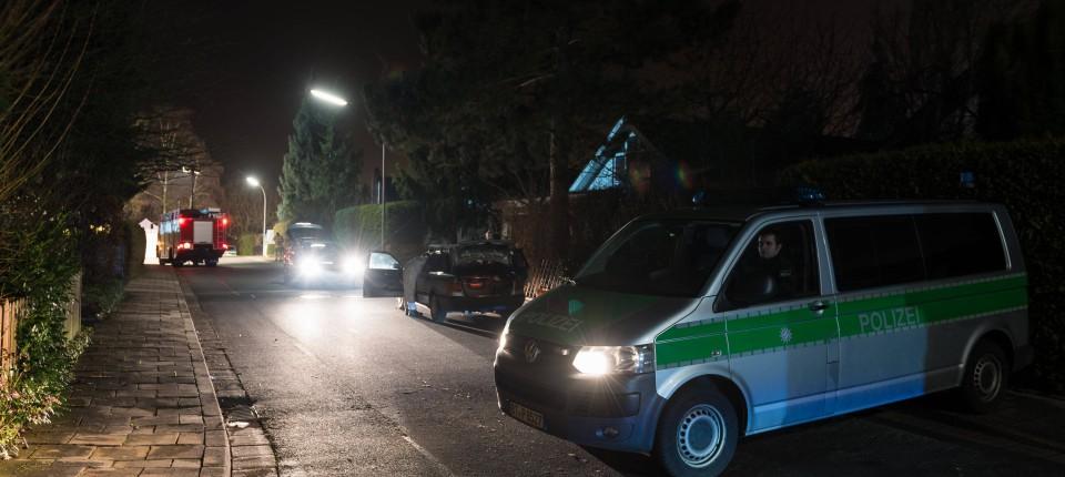 Bayern Drei Tote Bei Schießerei In Bayreuth Kriminalität Faz
