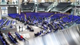 Union und SPD treiben Bürokratieabbau voran