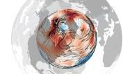 Mit seismischen Wellen haben Geophysiker ins Innere der Erde geblickt