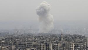 Lawrow verkündet Waffenruhe in Aleppo