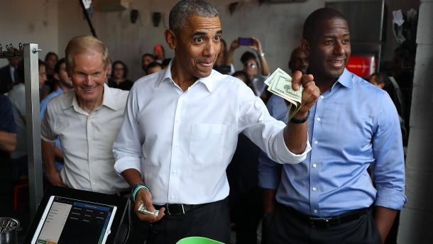 Diese sechs Rennen müssen Amerikas Demokraten gewinnen