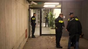 Bewaffneter Mann dringt bei niederländischem TV-Sender ein
