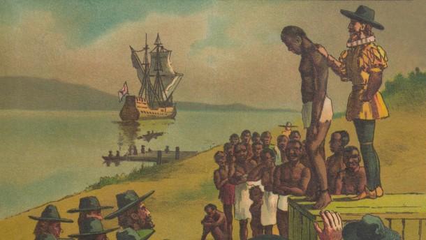 Sklaverei und Demokratie