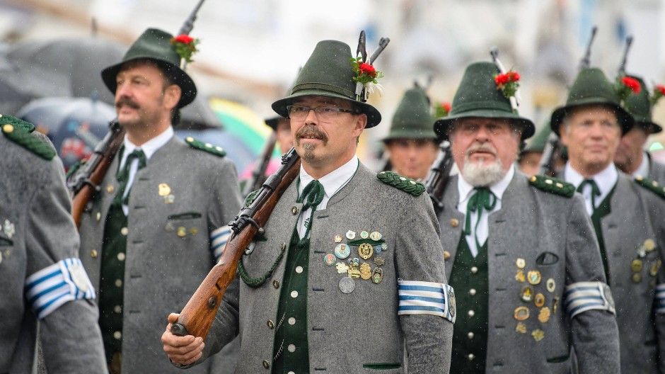 Bayern: Wo die deutschen Separatisten wohnen