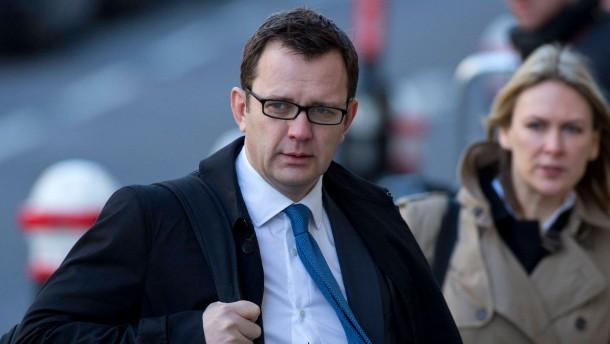 Ex-Regierungssprecher Andy Coulson schuldig gesprochen