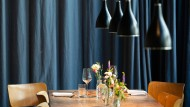 """Intimes Essen durch räumliche Enge: Trotzdem ist das Frankfurter Restaurant """"Margarete"""" lebendig."""