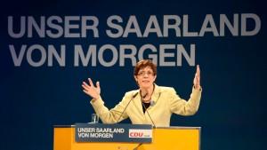 Saarländer würden ihr Bundesland aufgeben