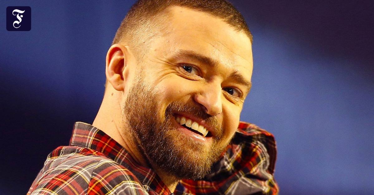 Timberlake entschuldigt sich bei Spears und Jackson - FAZ - Frankfurter Allgemeine Zeitung