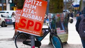 SPD legt in Hamburg laut Umfrage weiter zu