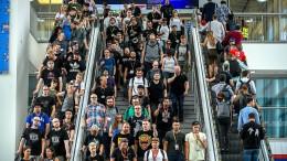 Gamescom startet mit Ausstellerrekord
