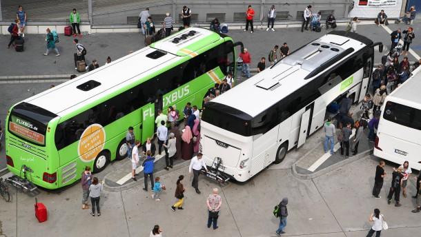 Mehrwertsteuer auf Fernbus-Tickets soll offenbar nicht sinken