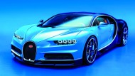 Im Bugatti Chiron sind 430 km/h  drin