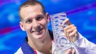 Siebtes WM-Gold und zwei Weltrekorde für Dressel