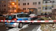 In diesem Haus in Berlin fielen die tödlichen Schüsse