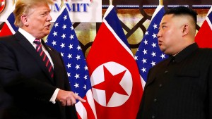 Trump soll von Kim alle Atomwaffen verlangt haben
