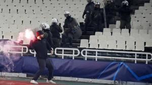 Alle diesjährigen Erstligaspiele in Griechenland abgesagt