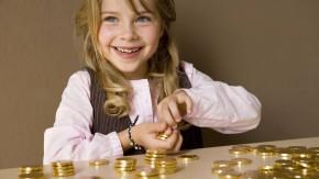 Kinder kosten ein Vermögen