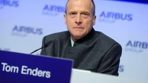 Umstrittener Airbus-Chef Tom Enders geht