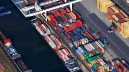 Exporte legen wieder leicht zu