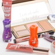 Oft in Plastik-Verpackungen verkauft: Nagellack, Mascara, Lidschatten und Lippenstift.