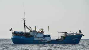 "Italiens Justiz beschlagnahmt ""Jugend Rettet""-Schiff"