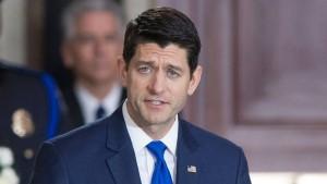 Ryan bittet Trump um Verzicht auf Zölle