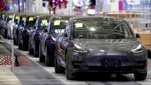 Umweltbundesamt verhängt Millionen-Bußgeld gegen Tesla