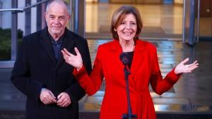 Wähler bestätigen Kretschmann und Dreyer – CDU verliert stark