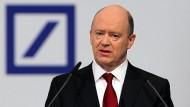 Kapitallücke drückt Kurs der Deutsche-Bank-Aktie