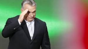 """Orbán ruft """"migrantenfreie Zone"""" in Osteuropa aus"""