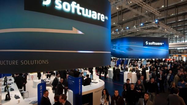Software AG veroeffentlicht Ergebnis 2. Quartal
