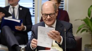 Staat nimmt noch immer mehr Steuern ein