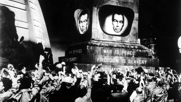 """Verfilmung von George Orwells """"1984"""""""