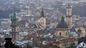 Schöne Altstadt, teure Betten: Lemberg in der Westukraine
