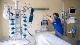 Immer weniger Neuinfektionen, auch die Inzidenz sinkt weiter