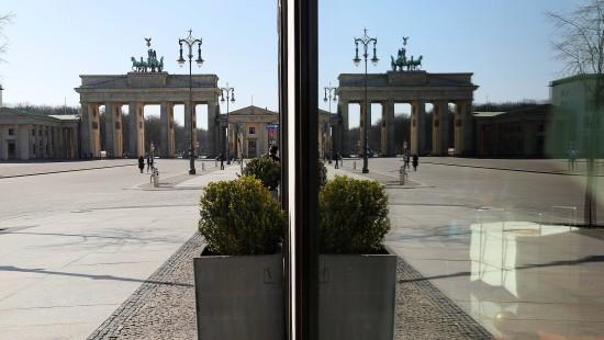 Stillstand in Berlin